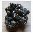 Pyrite Cluster 001