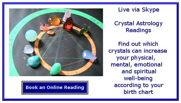 Crystal Astrology Readings