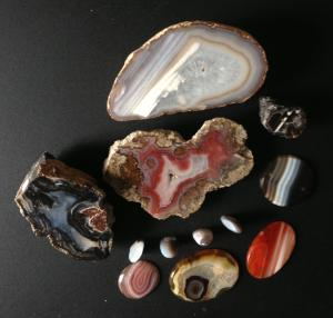Types of Agate