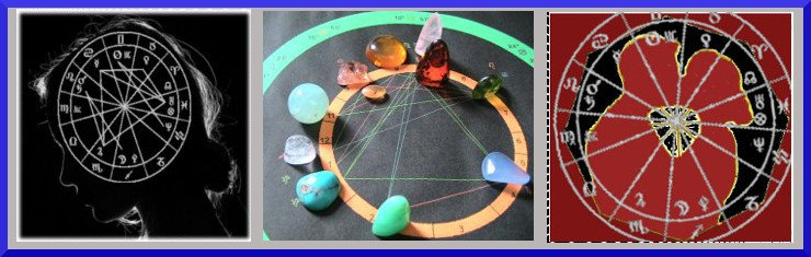 Astrology, Crystals - Live Readings via Skype